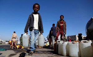 Khoảng 3,5 đến 4,4 tỉ người trên thế giới thiếu nước sạch vào năm 2050