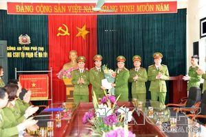 Phú Thọ: Triệt phá đường dây vận chuyển, mua bán trái phép chất ma túy liên tỉnh