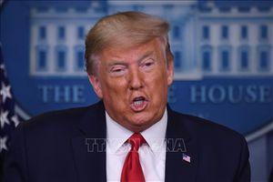 Giới đầu tư cảnh báo về ý định mở cửa trở lại nền kinh tế của Tổng thống Mỹ