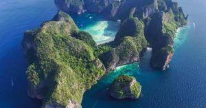 Chiêm ngưỡng 16 vùng bờ biển đẹp nhất thế giới