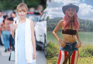 Quỳnh Anh Shyn - từ hot girl Hà thành đến fashionista có style độc lạ