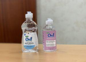 Gel rửa tay khô On1 không thay đổi chất lượng sản phẩm