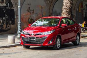 Toyota đứng trước nhiều sức ép tại thị trường Việt Nam