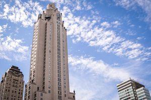 Khách sạn đắt bậc nhất New York trở thành nơi ở cho y bác sĩ