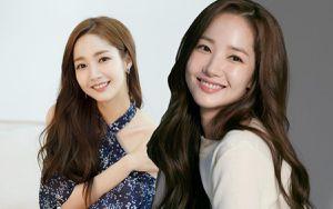 Park Min Young - Mỹ nhân số hưởng nhất Kbiz: Từ cô bạn gái ngọt ngào của Lee Min Ho cho đến vợ xinh đẹp của Park Seo Joon