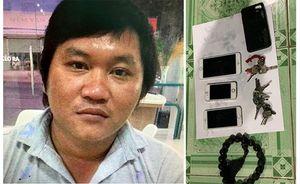Tìm thấy tang vật do nghi phạm gây án ở Bình Thuận vứt bỏ tại Đồng Nai