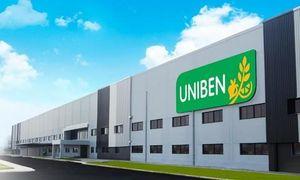 Uniben tiên phong nâng tầm cả chất lẫn lượng với chuỗi nhà máy chuẩn châu Âu