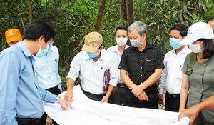 Bí thư tỉnh ủy Thừa Thiên - Huế yêu cầu bàn giao mặt bằng đúng thời hạn cho dự án cao tốc Cam Lộ - La Sơn
