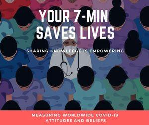Không cần là siêu nhân, bạn chỉ tốn 7 phút để cùng thế giới đẩy lùi COVID-19