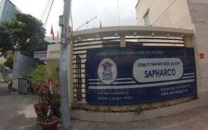 Ông Lê Việt Hùng Tổng giám đốc Sapharco bị cảnh cáo