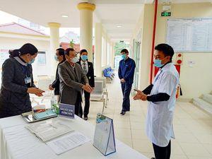 Quận Bắc Từ Liêm đang cách ly 310 trường hợp liên quan đến bệnh viện Bạch Mai