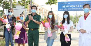4 bệnh nhân mắc Covid-19 tại TPHCM xuất viện