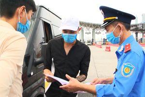 Quảng Ninh dừng hoạt động xe buýt, xe taxi trên toàn tỉnh; dừng vận tải khách đường thủy nội địa đến Hải Phòng