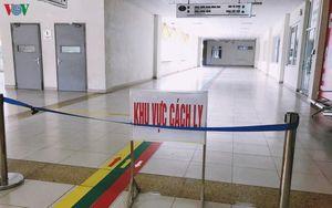 Ninh Bình thực hiện cách ly y tế 24 người tiếp xúc với bệnh nhân 170