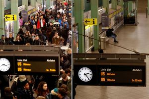 Berlin trước và trong những ngày phòng chống dịch bệnh