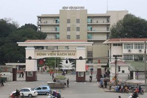 7 nhóm nguy cơ lây nhiễm từ ổ dịch Bệnh viện Bạch Mai