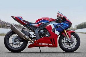 Môtô mạnh nhất của Honda sắp ra mắt thị trường Việt