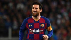Messi xuất sắc hơn Ronaldo 'béo' và Maradona