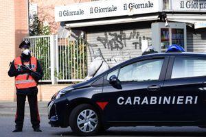 Italy lo mafia trỗi dậy ở 'thùng thuốc súng' miền Nam vì phong tỏa
