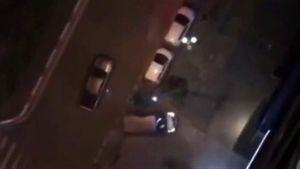 Hà Đông: Húc nhau bằng ôtô, chưa rõ tiếng nổ súng