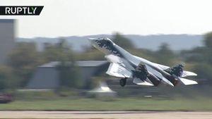 Tiết lộ tính năng độc đáo của máy bay 'tốt nhất thế giới' Su-57 của Nga