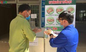 Gần 1.000 đoàn viên Lâm Đồng tham gia tình nguyện chống dịch Covid-19