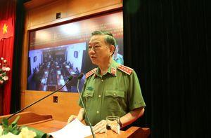 Đại tướng Tô Lâm: Nghiêm trị tội phạm liên quan phòng chống dịch Covid-19