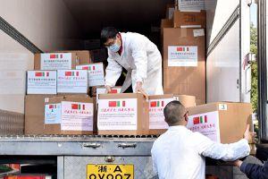 TQ cấm xuất khẩu thiết bị y tế không giấy phép sau khi bị chỉ trích