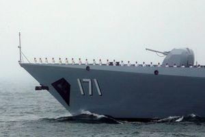 Quốc hội Mỹ báo cáo gì về sự bành trướng của hải quân Trung Quốc?