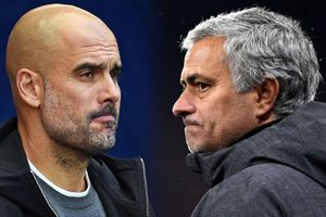 Hành trình từ bạn đến thù của Jose Mourinho và Pep Guardiola