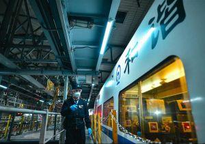 Hơn 4 triệu người Trung Quốc sẽ du lịch bằng tàu hỏa vào lễ Thanh Minh