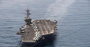 Tàu sân bay Mỹ bị 'trói chân' vì Covid-19