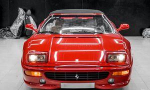 Siêu xe Ferrari F355 F1 Spider hơn 20 năm tuổi độc nhất Việt Nam