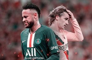 Barca 'chơi lớn' khi tính đổi Griezmann lấy Neymar