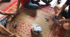 10 con bạc bị tóm gọn sau tin báo trên Facebook Công an thành phố Hà Nội