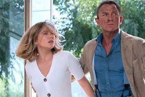 'Bond Girl' rơi lệ khi theo dõi '007: No Time to Die'