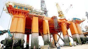 Nga xuất khẩu dầu Ural với giá âm