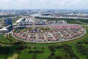 TP. Hồ Chí Minh: Đề xuất sáp nhập 3 quận để thành lập thành phố phía Đông