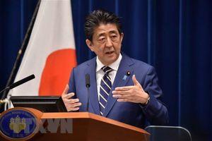 Thủ tướng Nhật Bản Shinzo Abe hoãn chuyến thăm Nga vào tháng 5