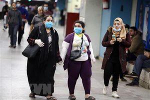 Tình hình dịch bệnh COVID-19 tại các nước Trung Đông và Bắc Phi