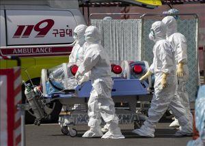 Hàn Quốc ghi nhận số ca mắc COVID-19 vượt ngưỡng 10.000