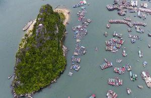 Vướng giai đoạn 1, Quảng Ninh chưa duyệt quy hoạch khu TTTM và dân cư Cái Rồng - giai đoạn 2