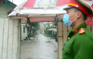 Cách ly cả thôn ở Hưng Yên với hơn 1.400 người sau khi công bố BN219