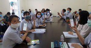 Phát động hội thi phòng chống dịch Covid-19