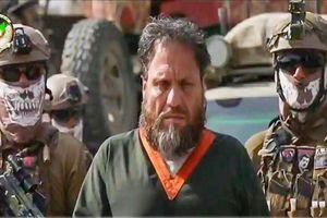 Thủ lĩnh khét tiếng IS vừa bị 'tóm sống' tại Afghanistan là ai?