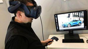 Ford ứng dụng công nghệ thực tế ảo để thiết kế xe từ xa