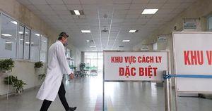 Thêm 4 ca mắc COVID-19 (BN246 - 249): 3 người từ nước ngoài Việt Nam, được cách ly ngay sau khi về nước