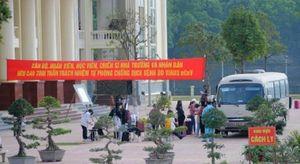 Có được phép tự ý cách ly tập trung những người đến từ Hà Nội, TP.HCM?