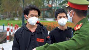 Nhiều người dân Hà Nội xuống đường thể dục dù có lệnh cách ly