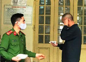 Quận Thanh Xuân: Xử phạt 88 trường hợp không đeo khẩu trang